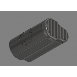 Battery case M4 (AEG) by...